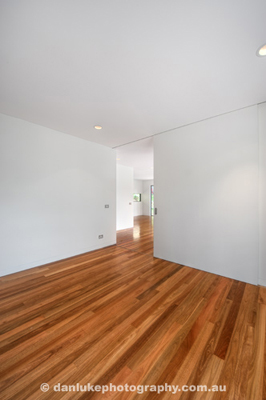 Image of a living room timber floor